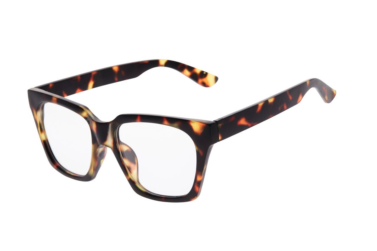 10am Brown Tort Reading Glasses