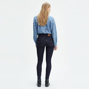 Levis 721 High Rise Skinny in To the Nine