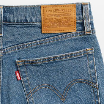 Levis's Wedgie Straight Jeans in Jive Sound