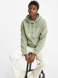 Levi's Hoodie in Sage Green
