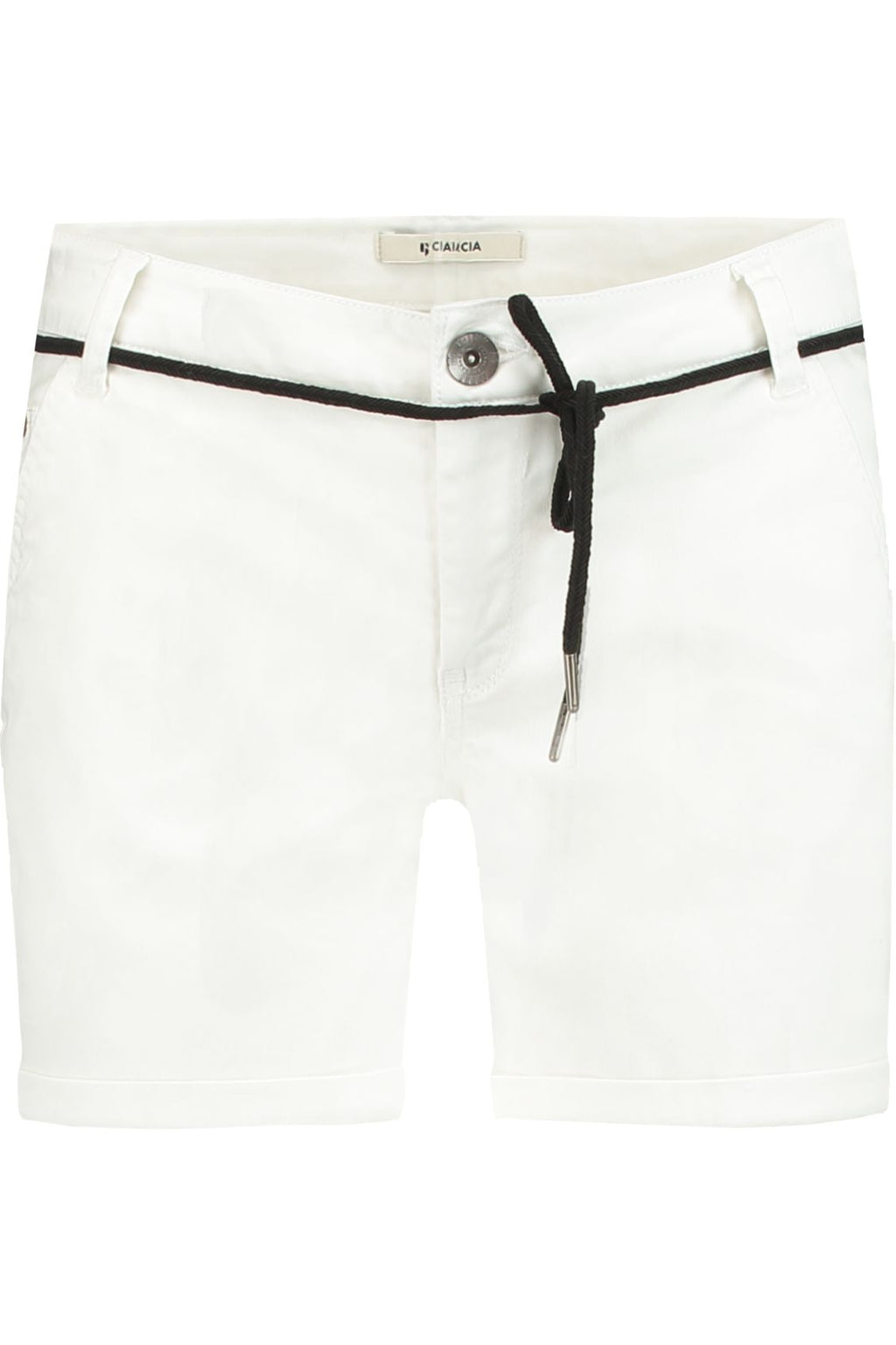 Bermuda Short in Off white