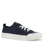 S-Astico Low Lace Sneakers in Blue Nights
