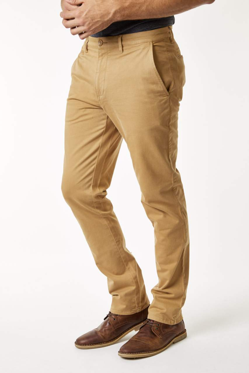 Fremantle Chino in Tan