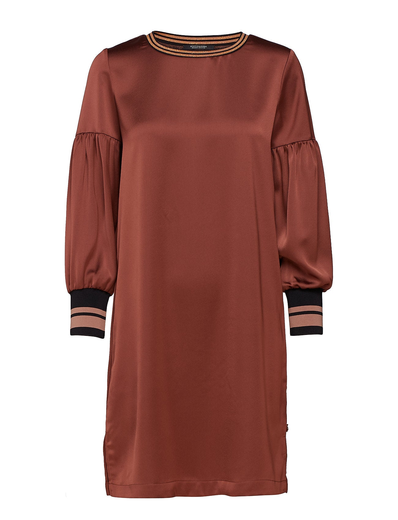 Magical Attitudes Dress in Copper