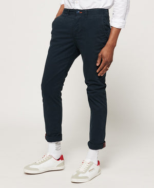 Internat Chino Lite Slim Pant in Midnight Sky