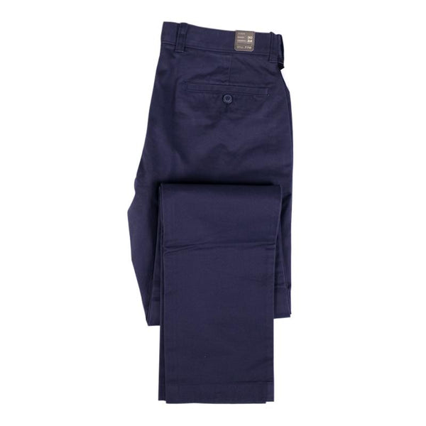 New J.Crew 770 Chino Pant Size 30 Navy Cotton Trousers