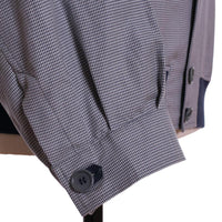 Napoleon Houndstooth Jacket XXL Blouson Made in Italy