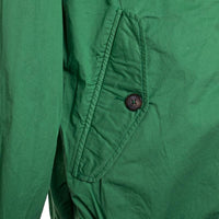 New CLOSED Jacket Men's Size L Kelly Green St Andreas Anorak