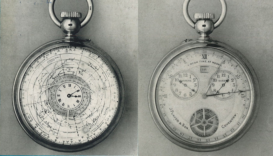 A Highly Complicated Pocket Watch Made For J.P. Morgan (And Missing For 45 Years)