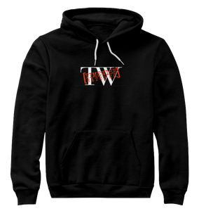 Limited Edition TW Hoodie - Blk /Red