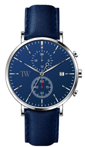 Aurora - Blue - TimeWise Watch Co.
