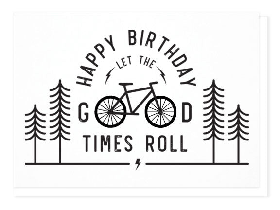 Let the Good Times Roll - Birthday