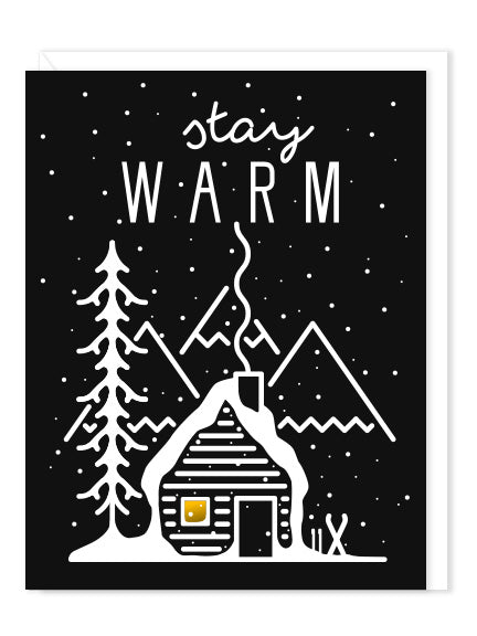 Stay Warm - Black