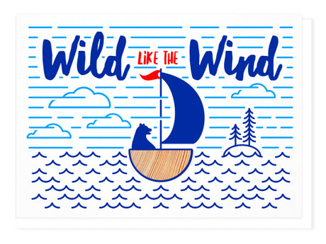 Wild Like The Wind