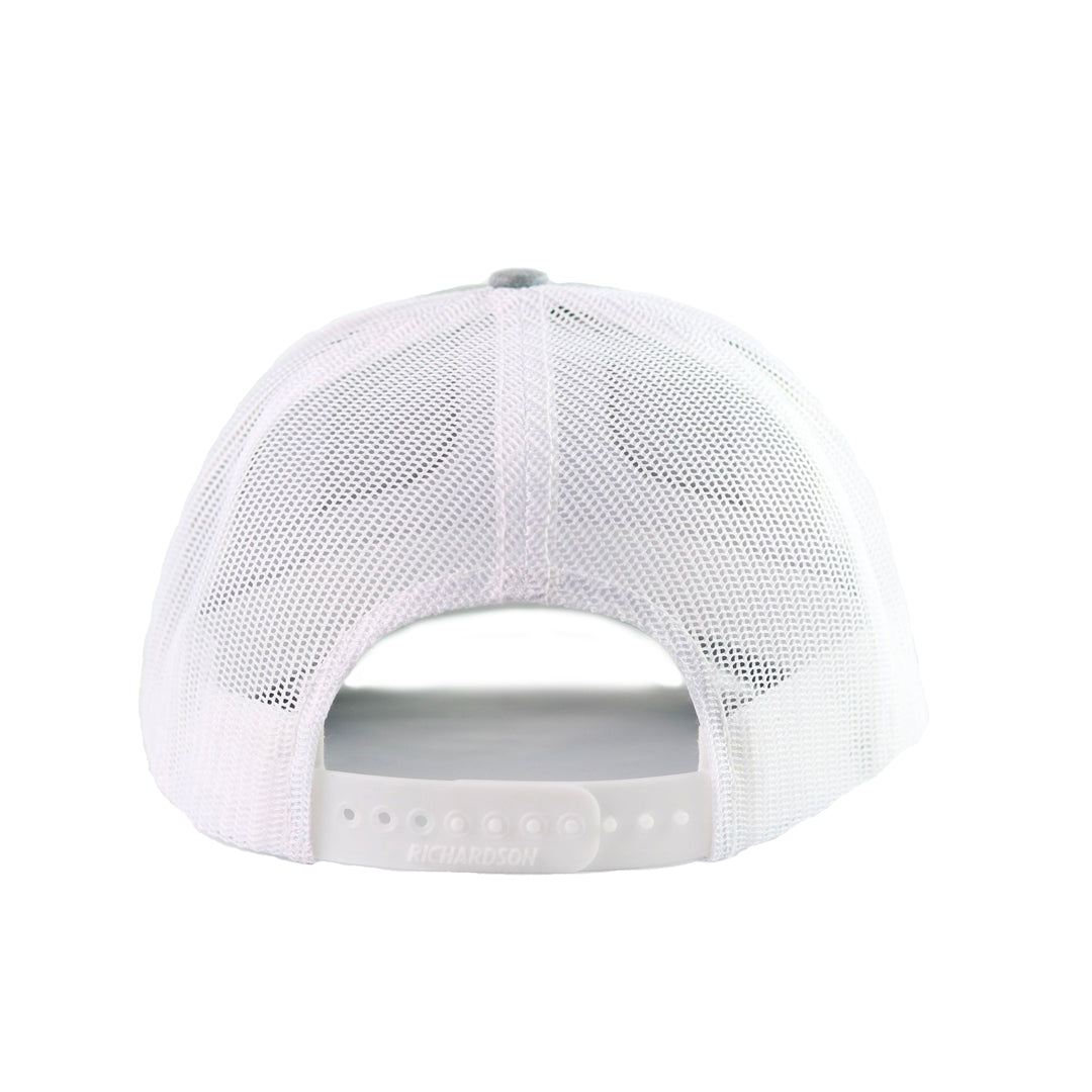 Leather Patch Snap Back Hat