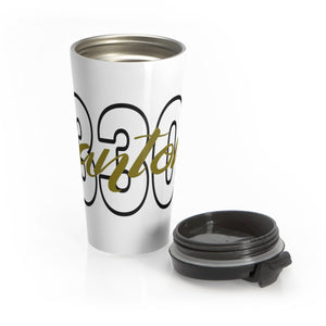 330 CANTON Stainless Steel Travel Mug