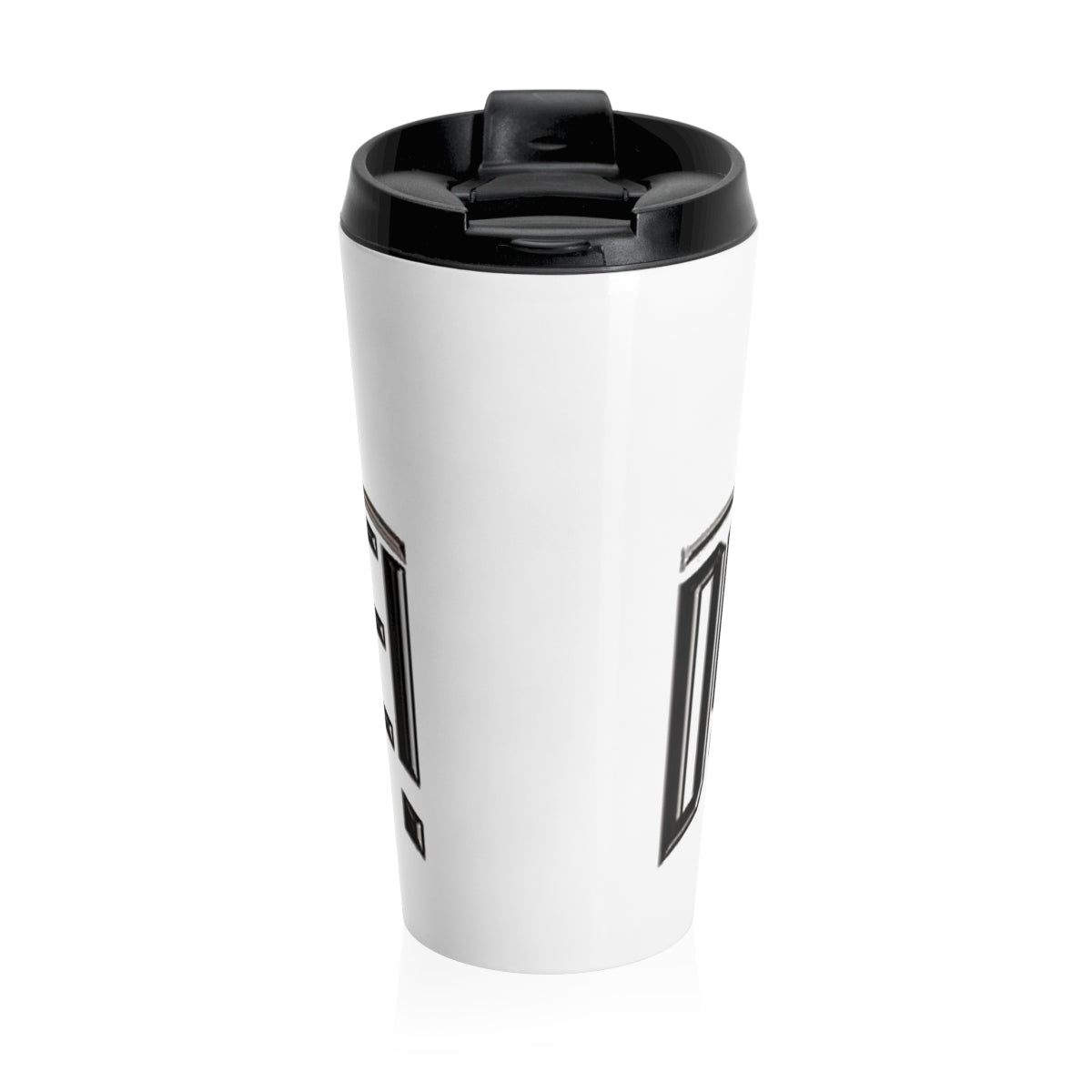 DON'T HATE Stainless Steel Travel Mug