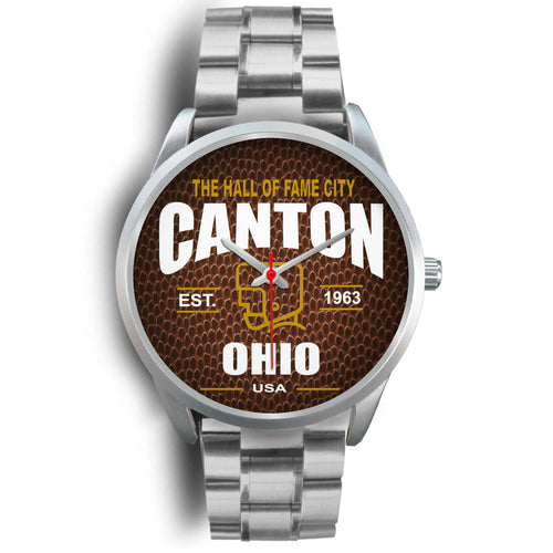 CANTON OHIO HALL OF FAME CITY 1963 WATCH