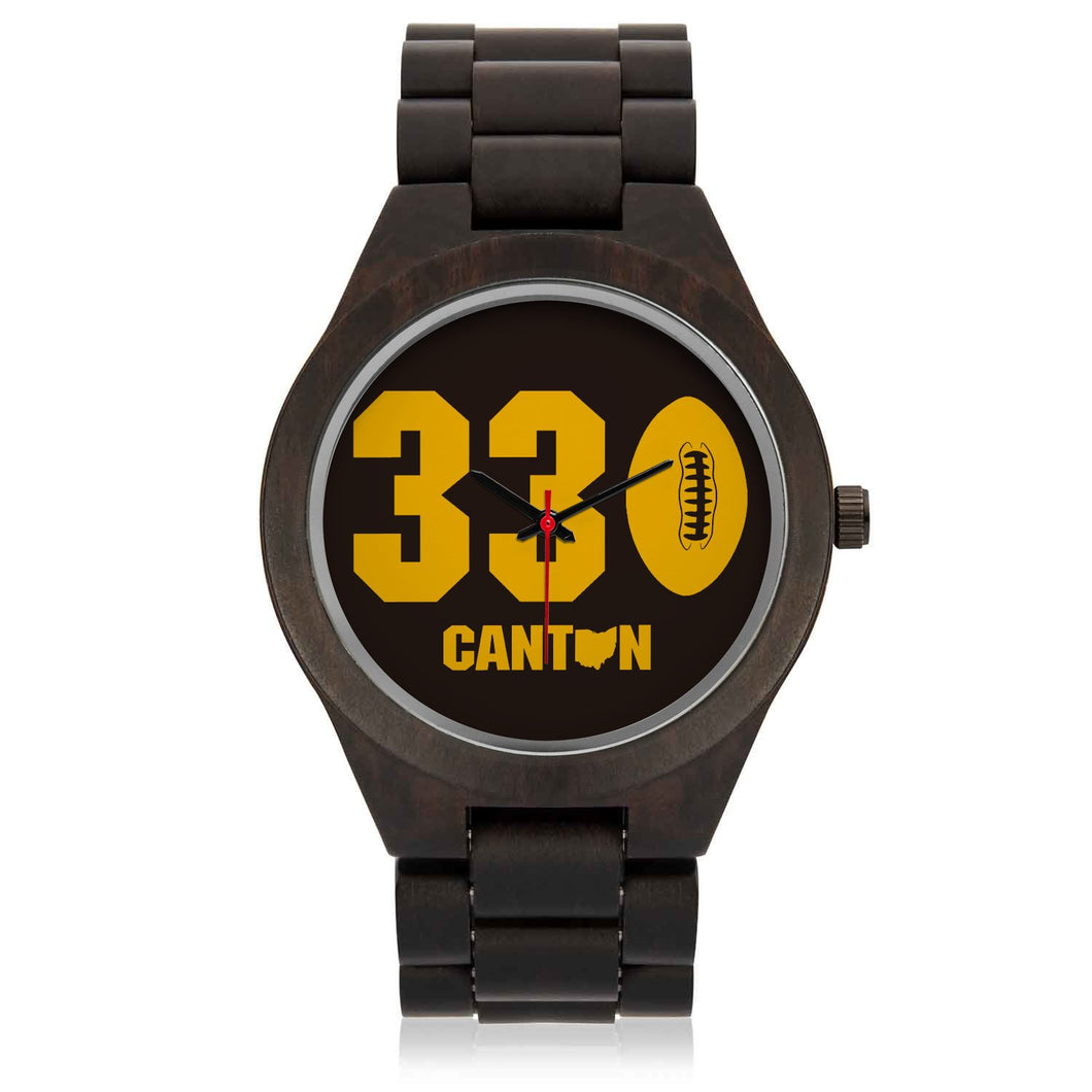CANTON 330 Wood Watch