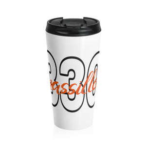 MASSILLON 330 Stainless Steel Travel Mug