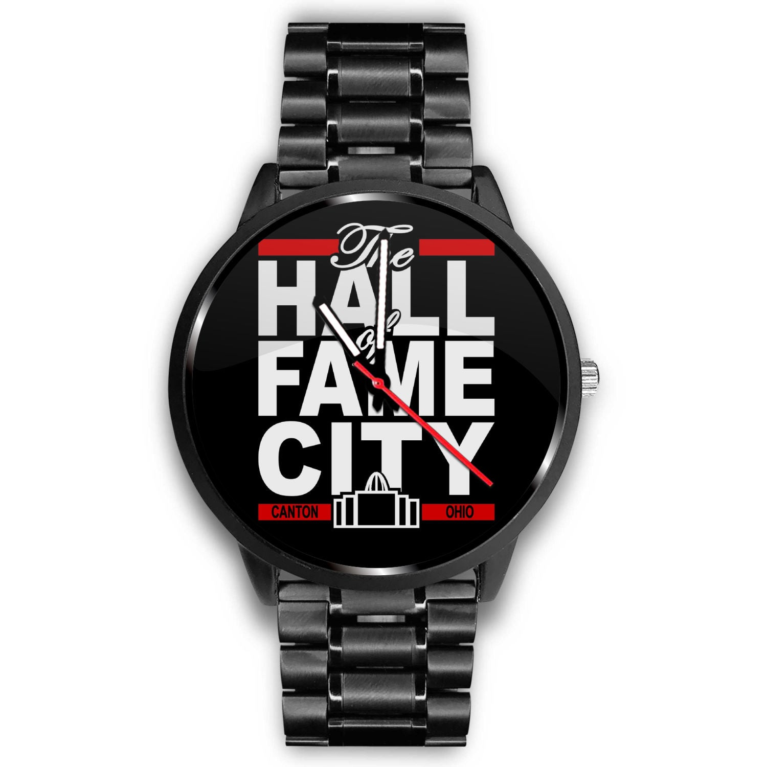 THE HALL OF FAME CITY Watch