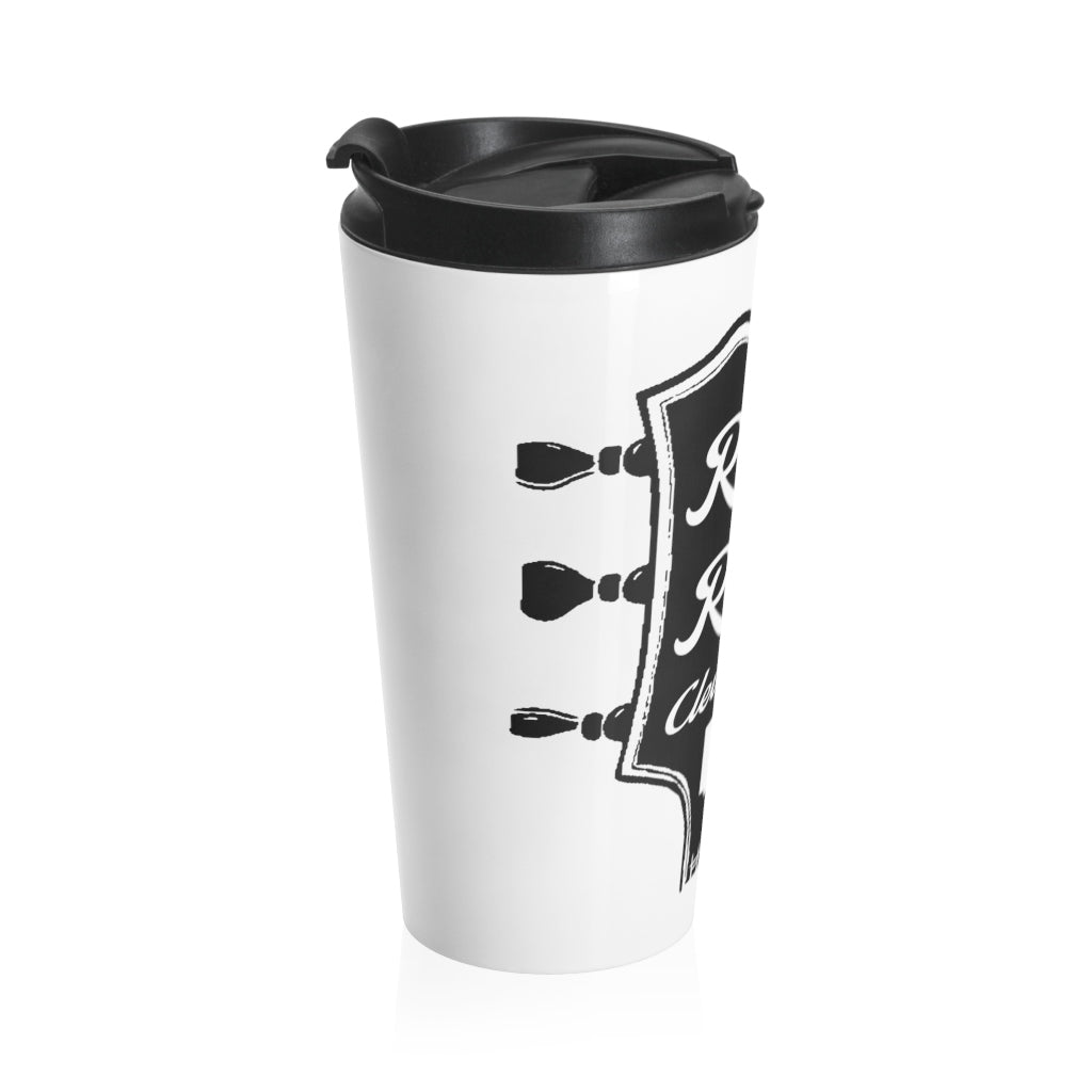 HOME OF ROCK AND ROLL Stainless Steel Travel Mug