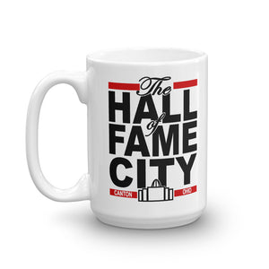 THE HALL OF FAME CITY Mug