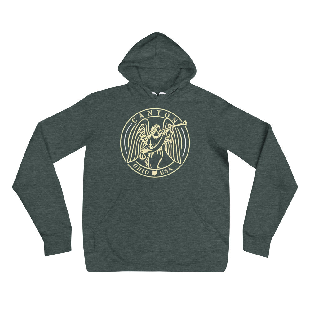 CANTON COURTHOUSE ANGEL Unisex hoodie