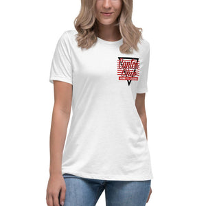 CANTON OHIO HOME TO LEGENDS Women's Relaxed T-Shirt