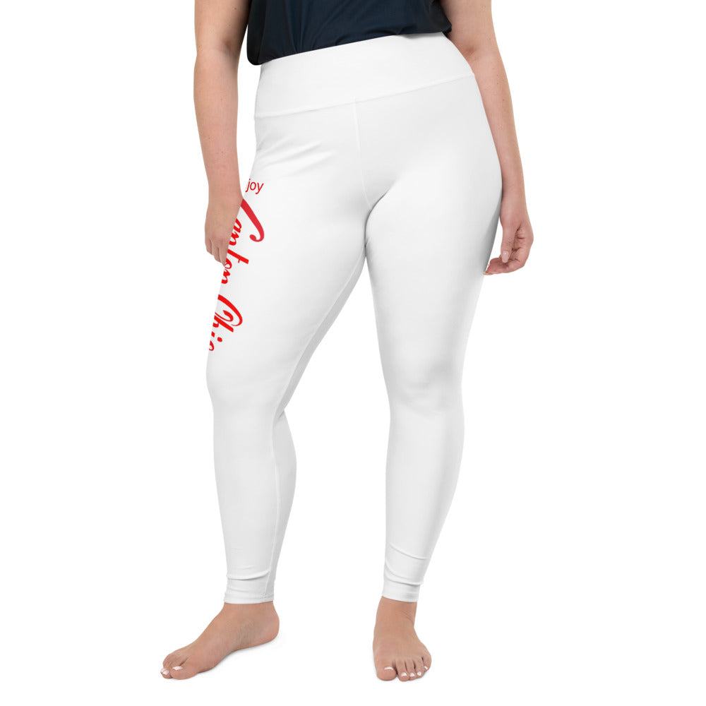 ENJOY CANTON Plus Size Leggings