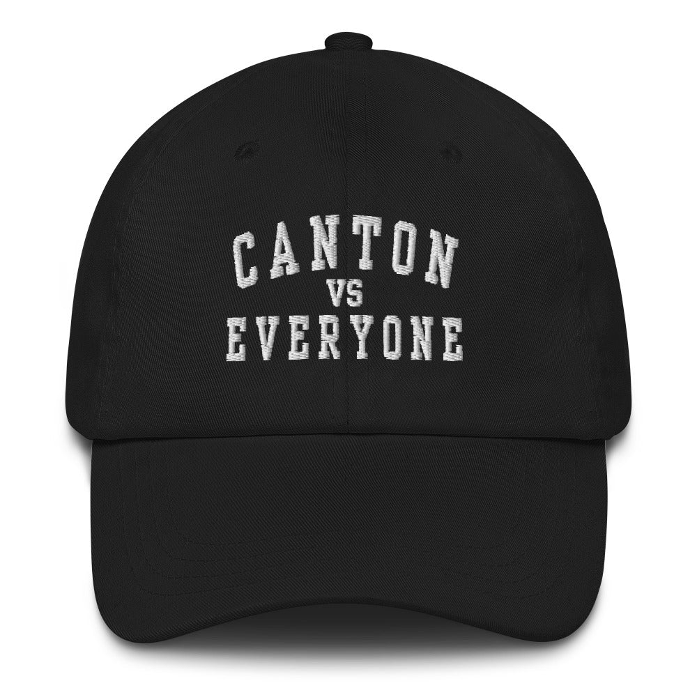 CANTON VS EVERYONE Dad hat