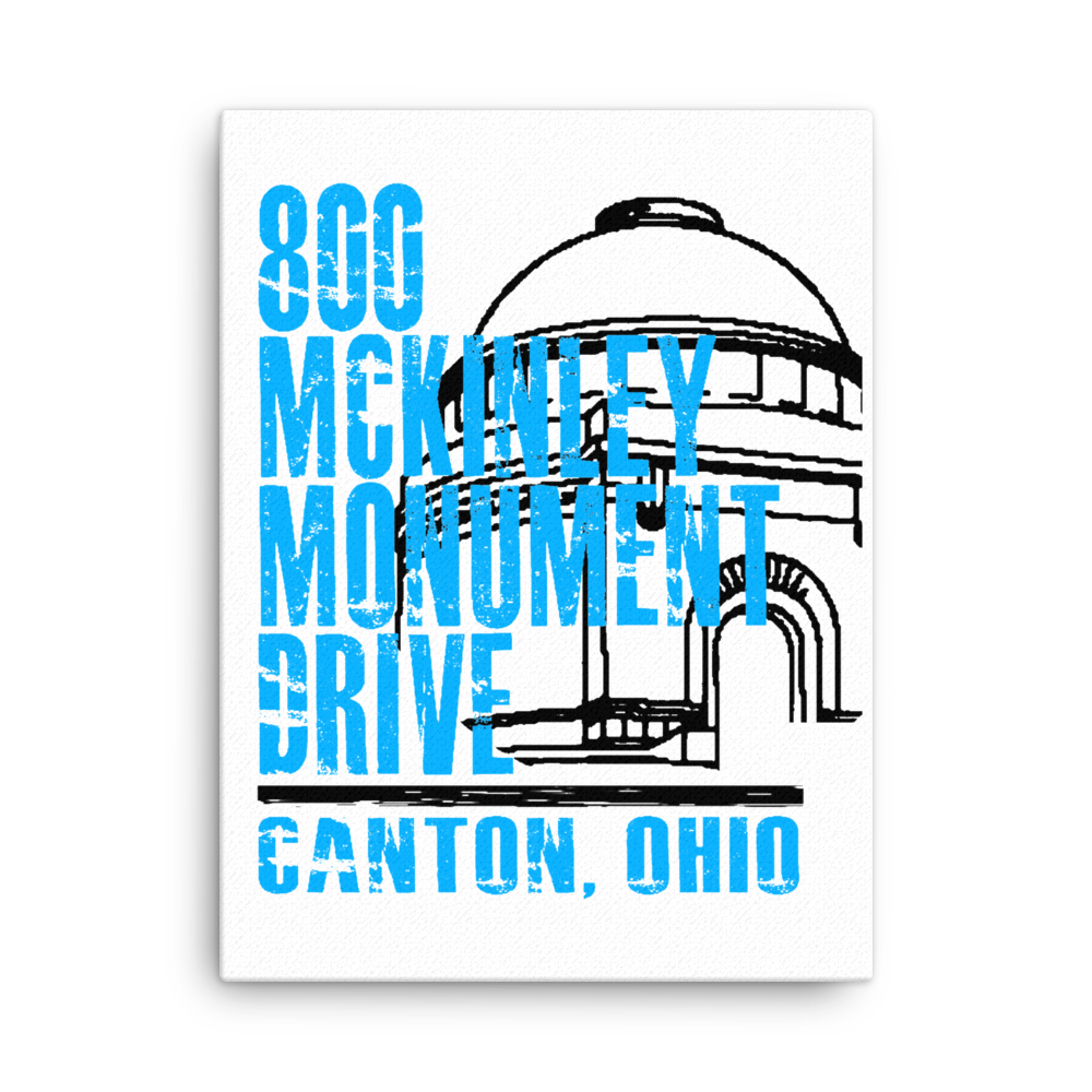 800 MCKINLEY MONUMENT DRIVE Canvas