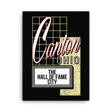 CANTON RETRO Canvas