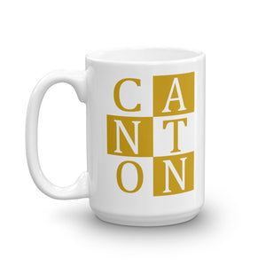 CANTON BLOCKS Mug