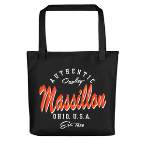 AUTHENTIC MASSILLON Tote bag