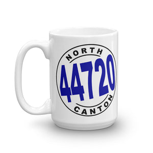 NORTH CANTON 44720 Mug