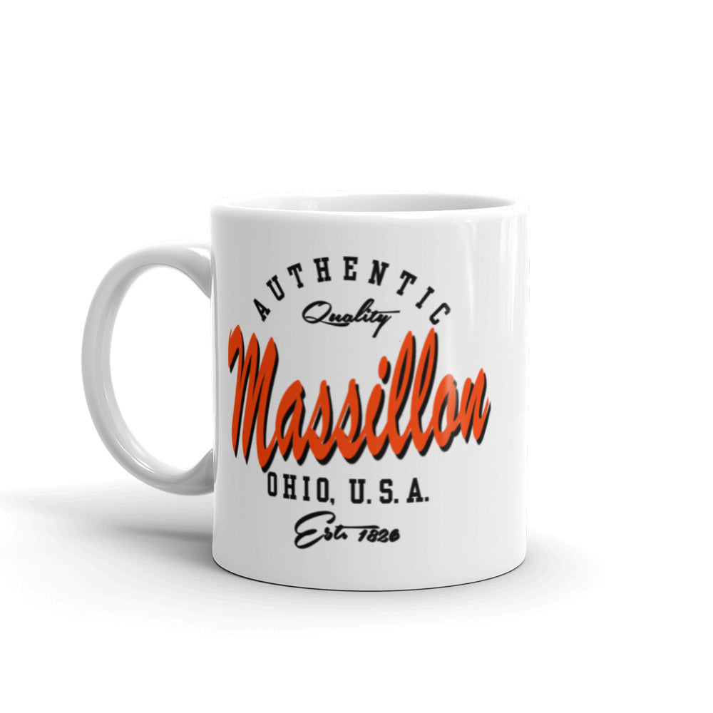 AUTHENTIC MASSILLON Mug