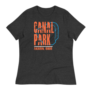 CANAL PARK Women's Relaxed T-Shirt