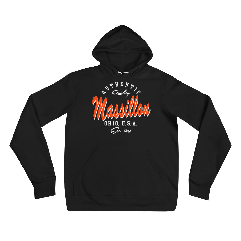 AUTHENTIC MASSILLON Unisex hoodie