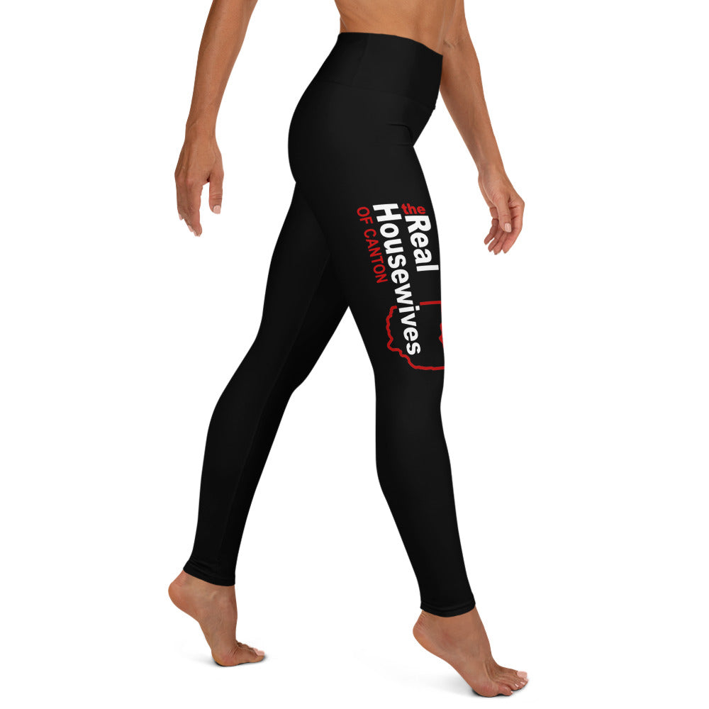 REAL HOUSEWIVES OF CANTON Yoga Leggings