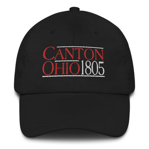 1805 CANTON OHIO Dad hat