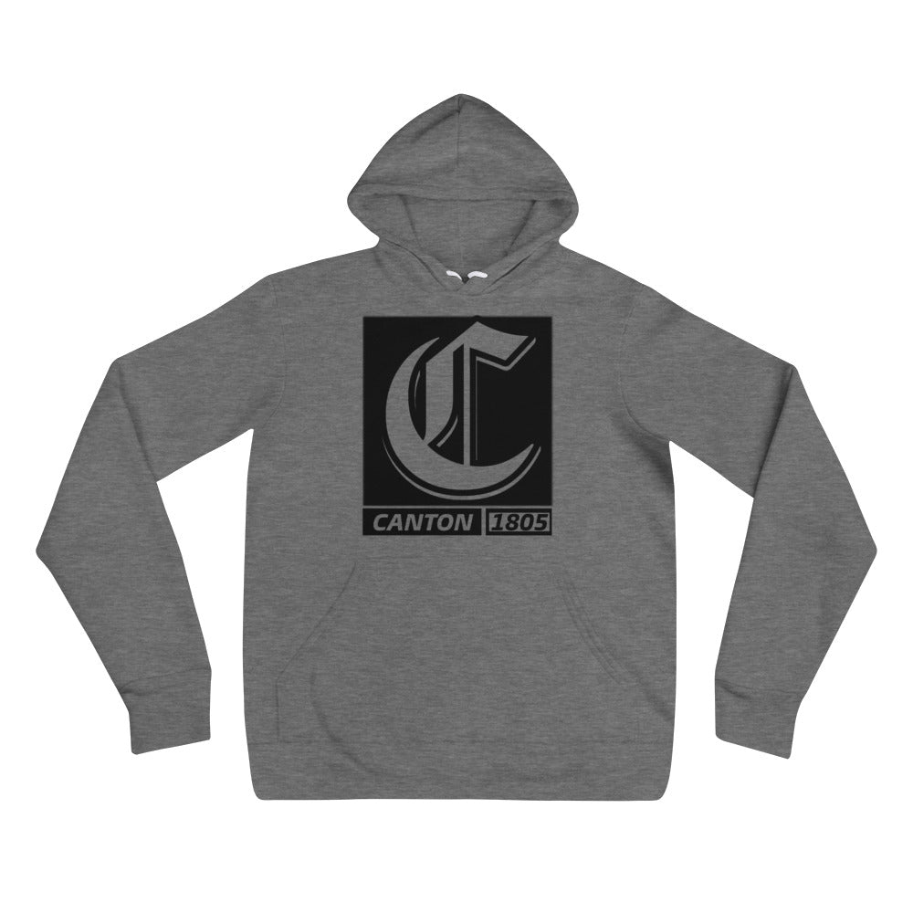 CANTON OLD ENGLISH Unisex hoodie