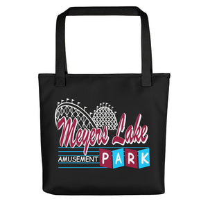 MEYERS LAKE AMUSEMENT PARK Tote bag