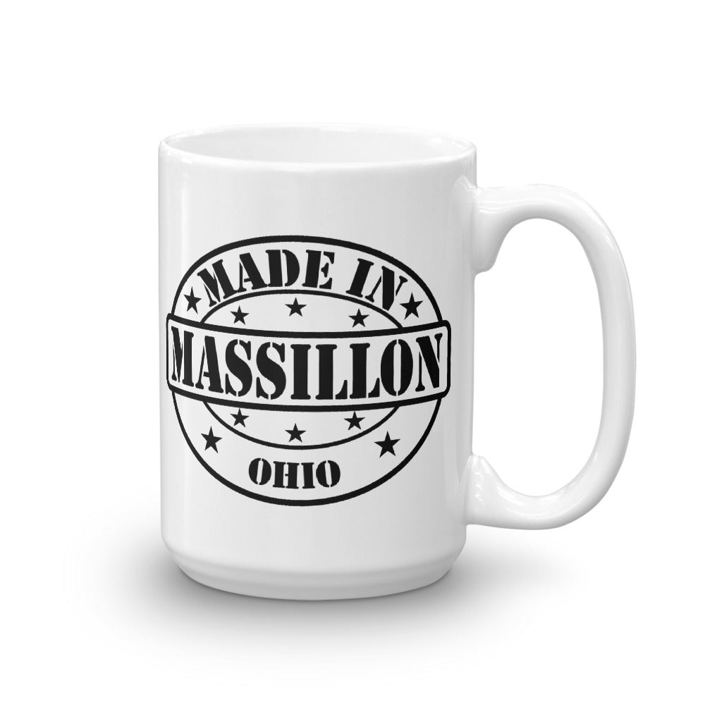 MADE IN MASSILLON Mug