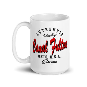 AUTHENTIC CANAL FULTON Mug