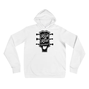HOME OF ROCK AND ROLL Unisex hoodie