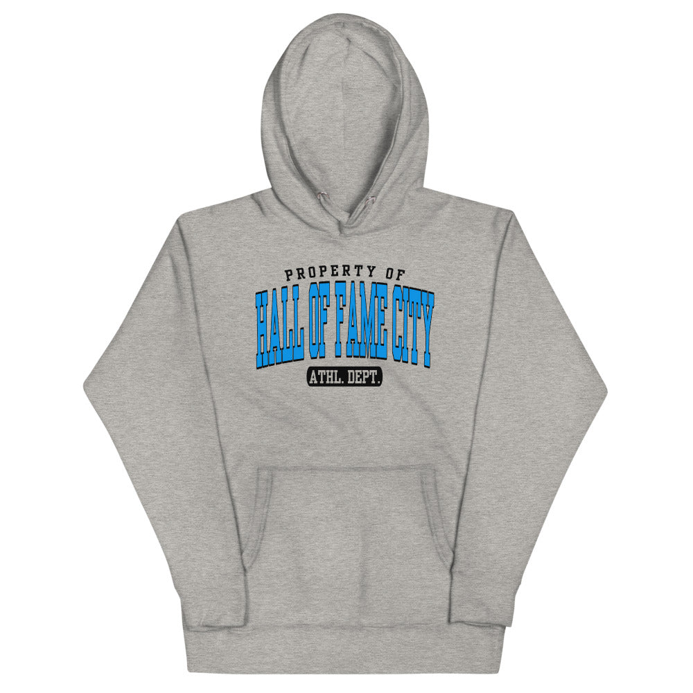 HALL OF FAME CITY ATHL. DEPT. Unisex Hoodie