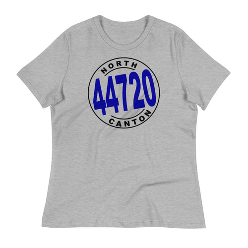 NORTH CANTON 44720 Women's Relaxed T-Shirt