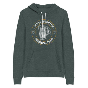 CITY OF MASSILLON DRINKING TEAM Unisex hoodie