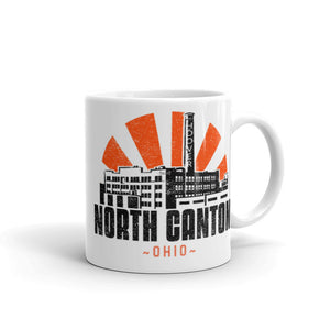 NORTH CANTON SUNSET Mug